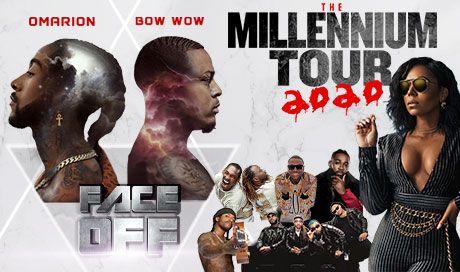 The Millennium Tour: Omarion, Bow Wow, Pretty Ricky, Ying Yang Twins, Soulja Boy & Ashanti [POSTPONED] at Spectrum Center