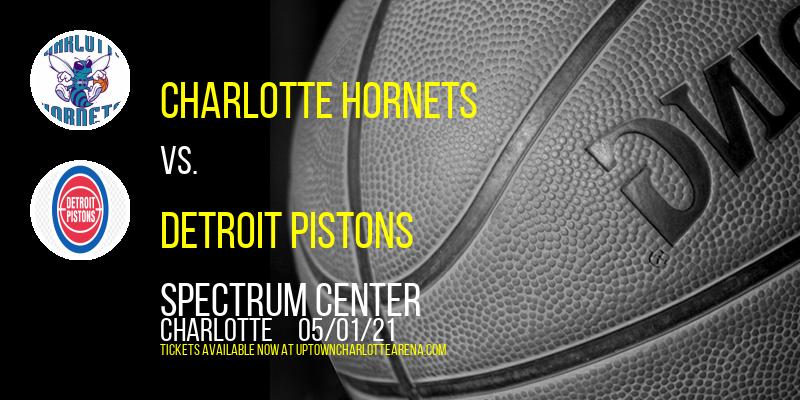 Charlotte Hornets vs. Detroit Pistons at Spectrum Center