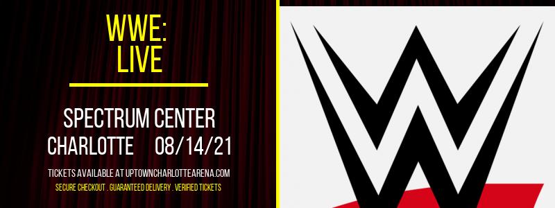 WWE: Live at Spectrum Center